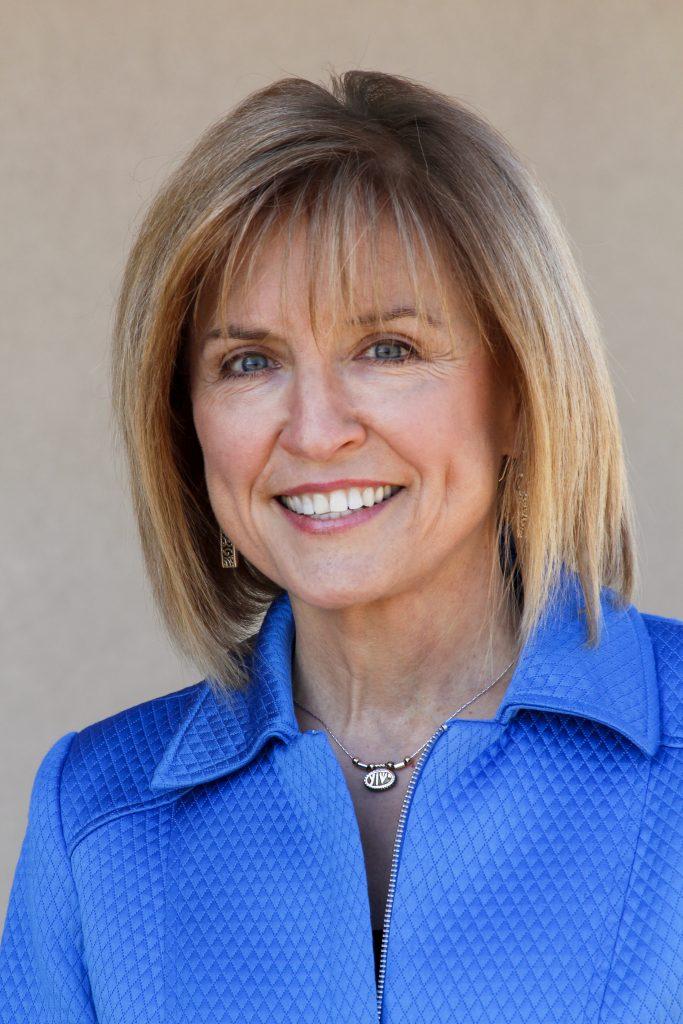 Nancy Grisham, author and speaker
